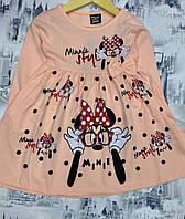 Дитяче плаття 2,3,4,5,6,7 років Мінні Маус на дівчинку Туреччина РОЗДРІБ