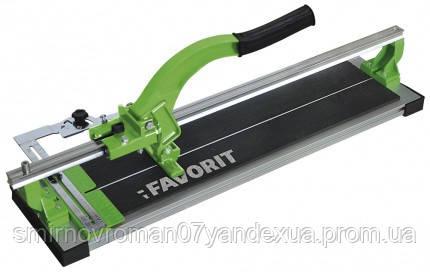 Плиткоріз на підшипниках монорейковый FAVORIT 600 mm