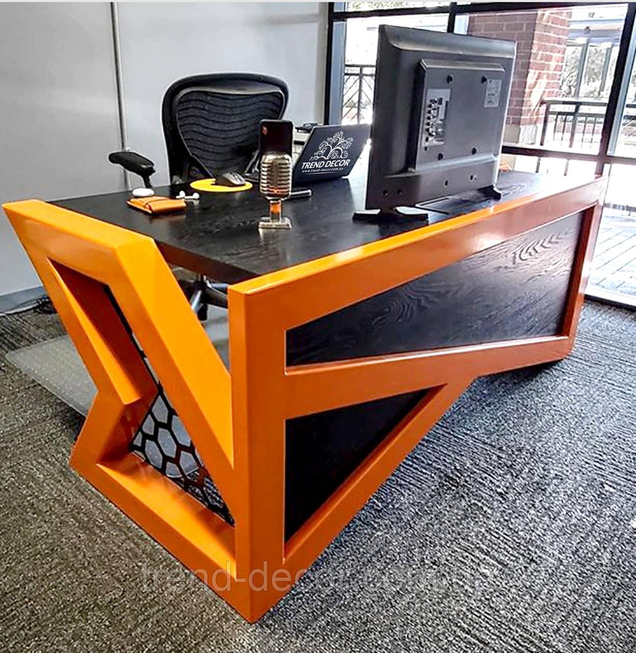 Офисный стол руководителя OS 043