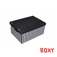 Велика картонна коробка
