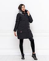 """Жіноча куртка """"Холлофайбер"""" Dress Code, фото 1"""