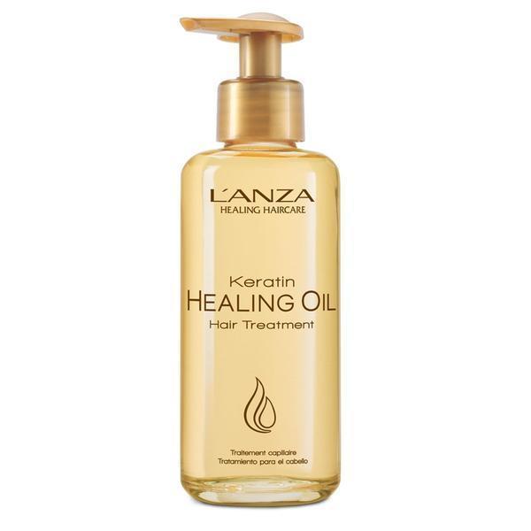 Lanza keratin healing oil hair treatment Еліксир з кератиновым маслом, 185 мл