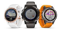 Часы Garmin Fenix 5 Plus / 5s / 5x – обзор линейки моделей