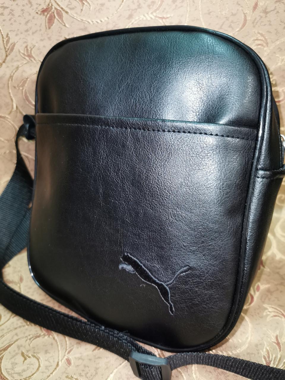 (23*20-большое)Спортивные барсетка puma сумка для через плечо Искусств кожа только оптом