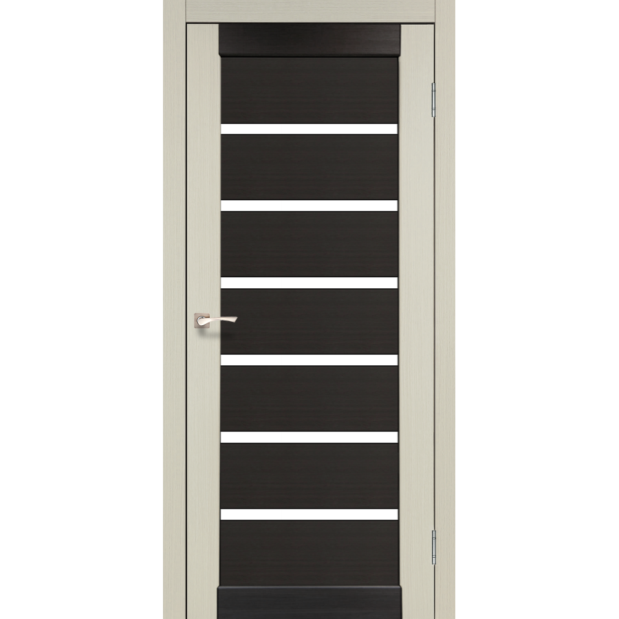 Двери межкомнатные Korfad - Porto COMBI COLOR 02