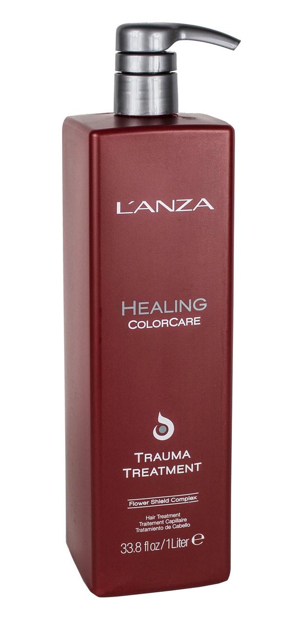 Lanza trauma treatment Інтенсивне відновлення для фарбованого волосся (Мaска) ph: 5.5, 1000 мл