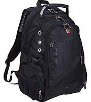 Рюкзак городской Swissgear 8810 + Чехол (Реплика)