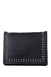 Женская кожаная сумка PETURA Diva's Bag цвет черный