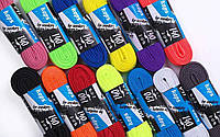 Шнурки для обуви плоские Kaps Sneakers Laces 140 см