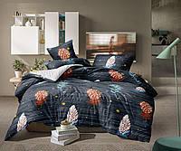 Комплект постельного белья 3Д Двуспальный Поликоттон 60% хлопок полиестер