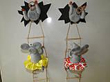 """Магнит на холодильник """"Голодные мышки воришки"""", фото 7"""