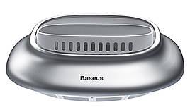 Ароматизатор для автомобіля Baseus Mini Volcano Сріблястий (SUXUN-BH0S)