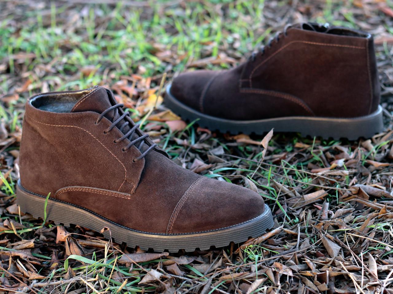 Ботинки Etor 11982-08-847 44 коричневые