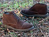Ботинки Etor 11982-08-847 44 коричневые, фото 1