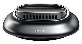 Ароматизатор для автомобіля Baseus Mini Volcano Сірий (SUXUN-BH0G)