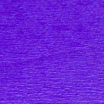 Креп гофро бумага 30 гр/м2 №15 фиолетовый