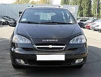 Дефлектор капота  Chevrolet Kalos Sedan 2003–06,