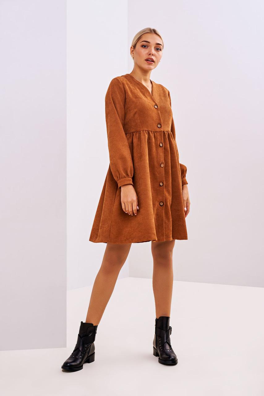 Платье из микровельвета 40, 42, 44 размеры