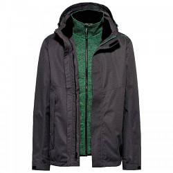 Куртка мужская 2 в 1 CMP MAN JACKET ZIP HOOD + DETACHAB