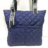 Стеганные сумочки и клатчи на плечо Chanel (БОРДО)23*28см, фото 6