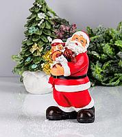 Статуэтка День Мороз 919-286. Новогодний декор