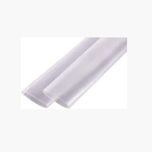 Термоусадочная трубка e.termo.stand.4.2.transparent, 4/2, 1м, прозрачная Енекст [s024196]