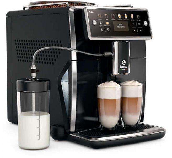 Кофемашина автоматическая Saeco Xelsis SM7580 Black 1850 Вт