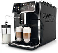 Кофемашина автоматическая Saeco Xelsis SM7580 Black 1850 Вт, фото 2
