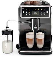 Кофемашина автоматическая Saeco Xelsis SM7580 Black 1850 Вт, фото 3