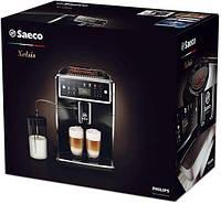 Кофемашина автоматическая Saeco Xelsis SM7580 Black 1850 Вт, фото 6