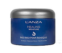 Lanza healing moisture moi moi hair Маsquе Увлажняющая и восстанавливающая Maска для волос ph: 5.5, 200 мл