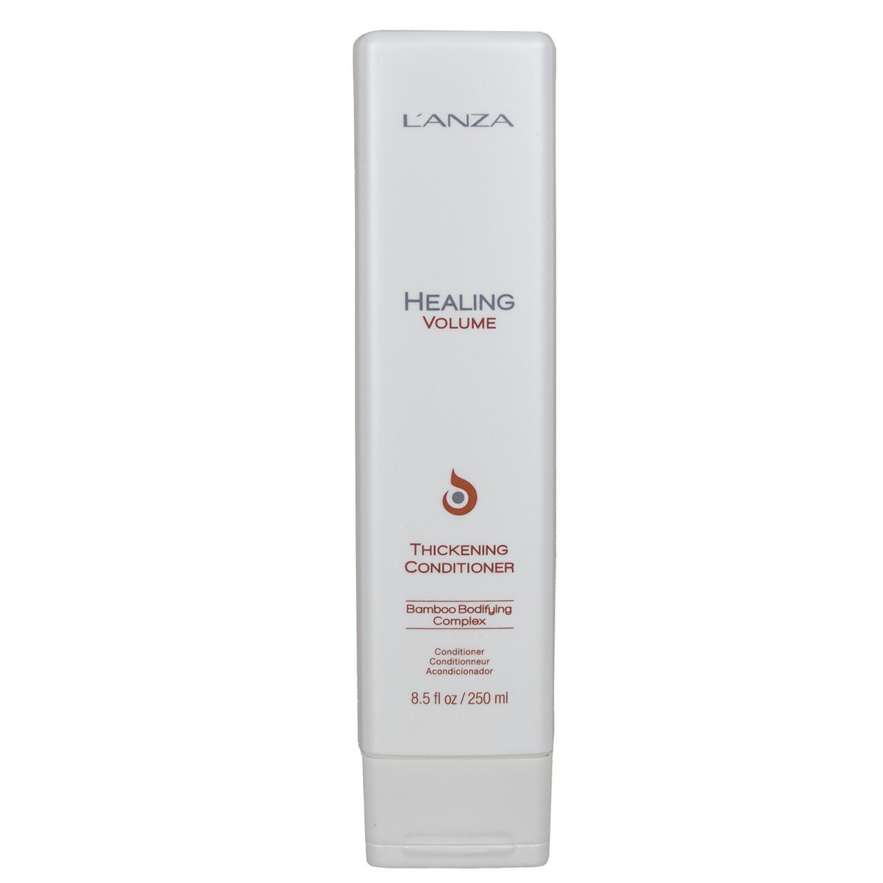 Lanza healing volume thickening conditioner Кондиционер для наполнения и объема волос ph: 5.4, 250 мл