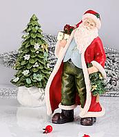 Статуэтка Санта 191-018. Новогодний декор