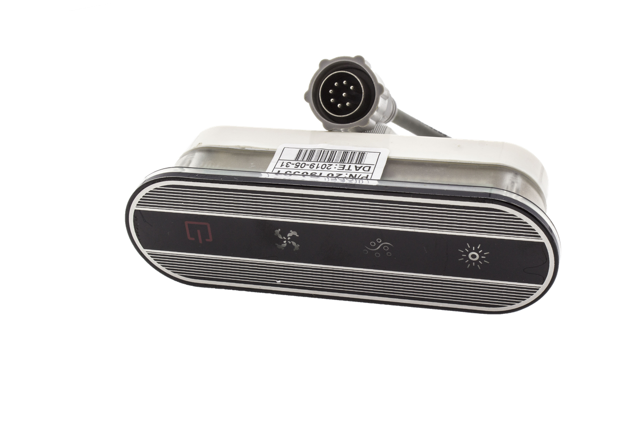 Пульт управления на борт ванны сенсорный. для гидромассажной ванны ( ПУД 08 )