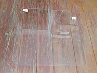 Стекло задней двери, левое + правое SAFEGLASS (585x532) FORD TRANSIT ->