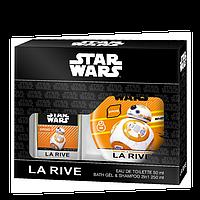 Детский подарочный набор La Rive Star Wars Droid (парф.вода, гель д/душа)