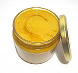 Мед с пыльцой 400 грамм, фото 3
