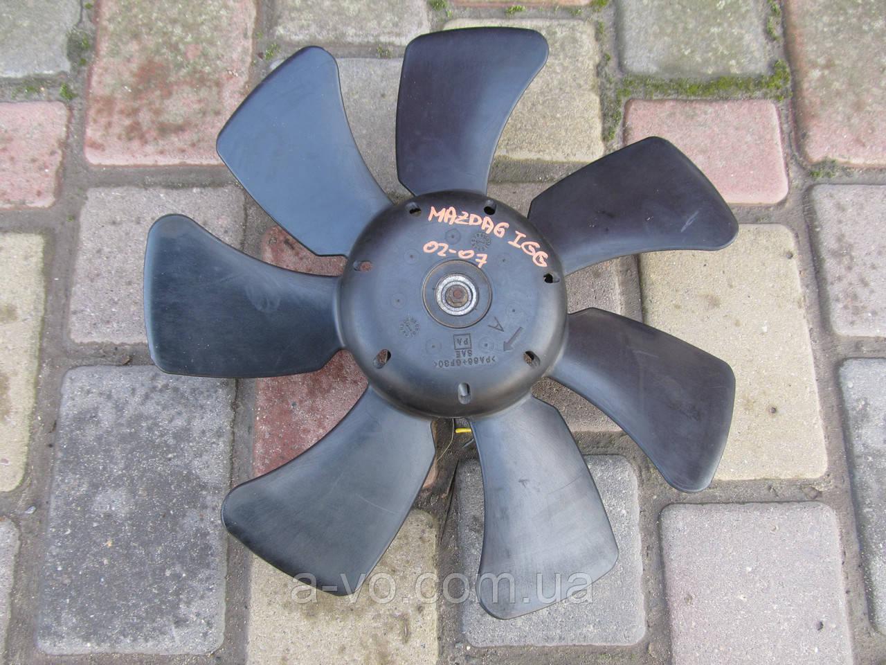 Вентилятор основного радиатора для Mazda 6 GG 2002-2007