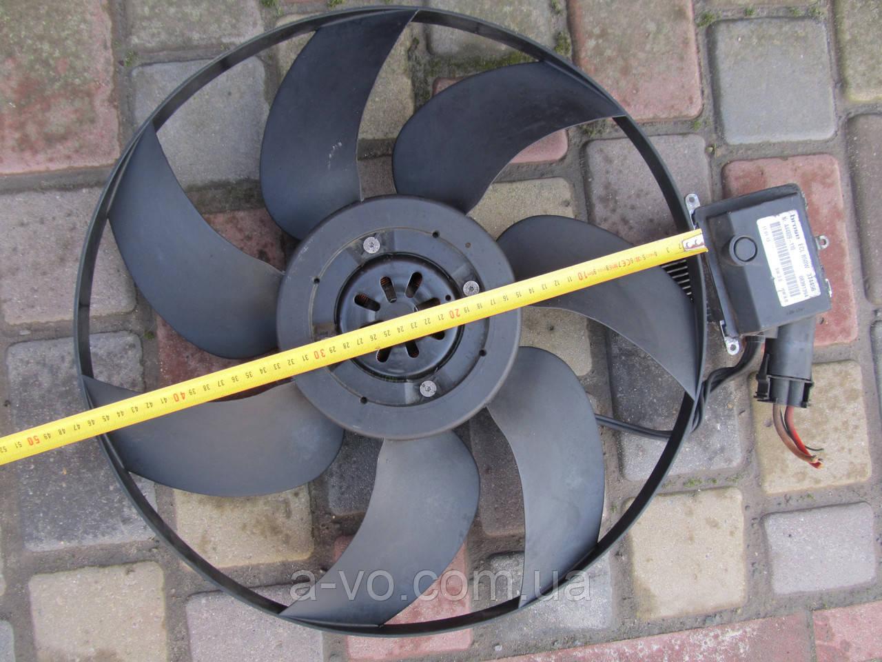 Вентилятор основного радиатора для Mercedes C Klass W203 C200 600W, A2035000293KZ, 908004492, 374456