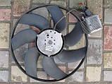 Вентилятор основного радиатора для Mercedes C Klass W203 C200 600W, A2035000293KZ, 908004492, 374456, фото 2