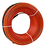 Коаксиальный нагревательный кабель Volterm HR12 2700, 12 W/m (ø 4 мм), фото 2