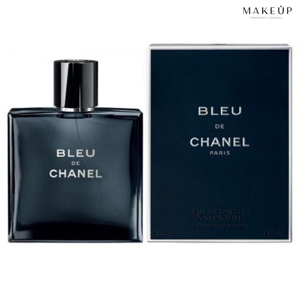 Мужская туалетная вода Chanel bleu de Chanel EDT 100 мл. | Лицензия Объединённые  Арабские Эмираты