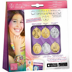 Набор для изготовления браслетов Charmazing Let's Collect На Удачу. Wooky 960/963