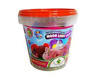 Набор легкого магического пластилина в ведре Moon Light Clay 2 70002
