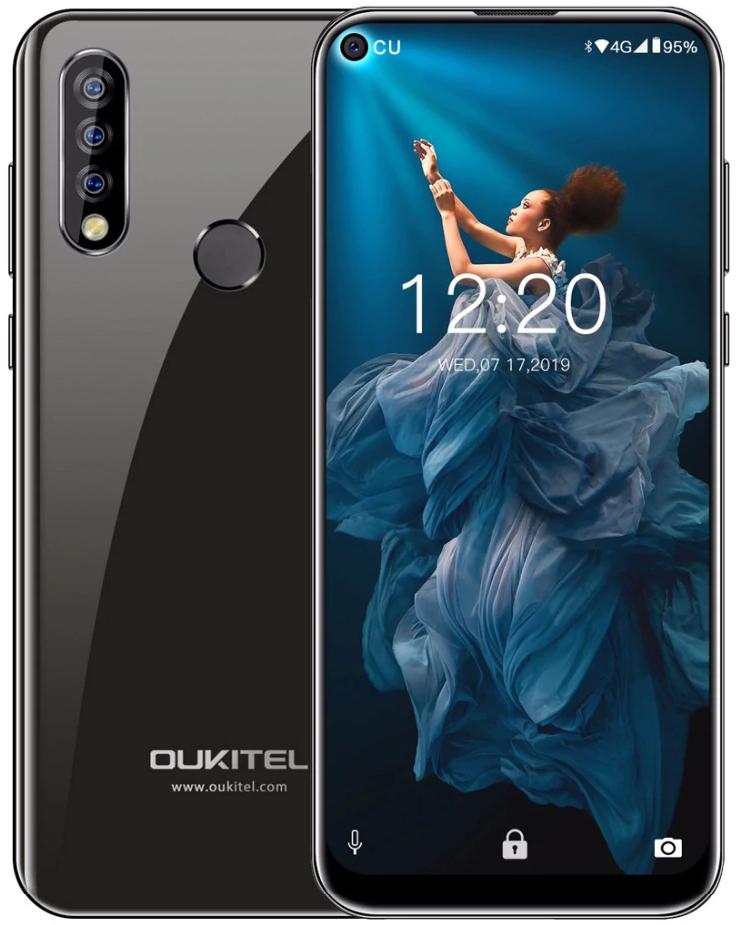 Oukitel C17 Pro | Черный | 4/64Гб | 4G/LTE | Гарантия