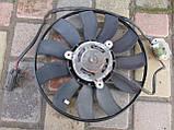 Вентилятор радиатора кондиционера для Opel Meriva A 1.3 2006, фото 2
