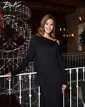 Платье в пол в расцветках 04р1524, фото 3