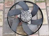 Вентилятор основного радиатора для Renault Master Opel Movano 2.5D, 856627C, фото 2