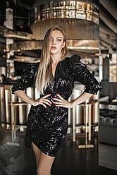 Эксклюзивное  коктейльное бархатное  платье 5106