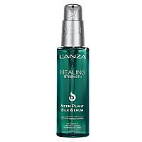 Lanza healing strength neem plant silk serum Укрепляющая сыворотка с экстрактом нима, 100 мл